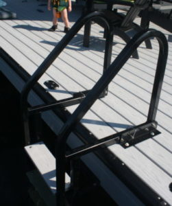 Dock Ladders Steps Amp Benches R Amp J Machine
