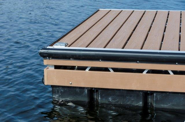 Aluminum Floating Truss Docks Amp Waterfront Products R