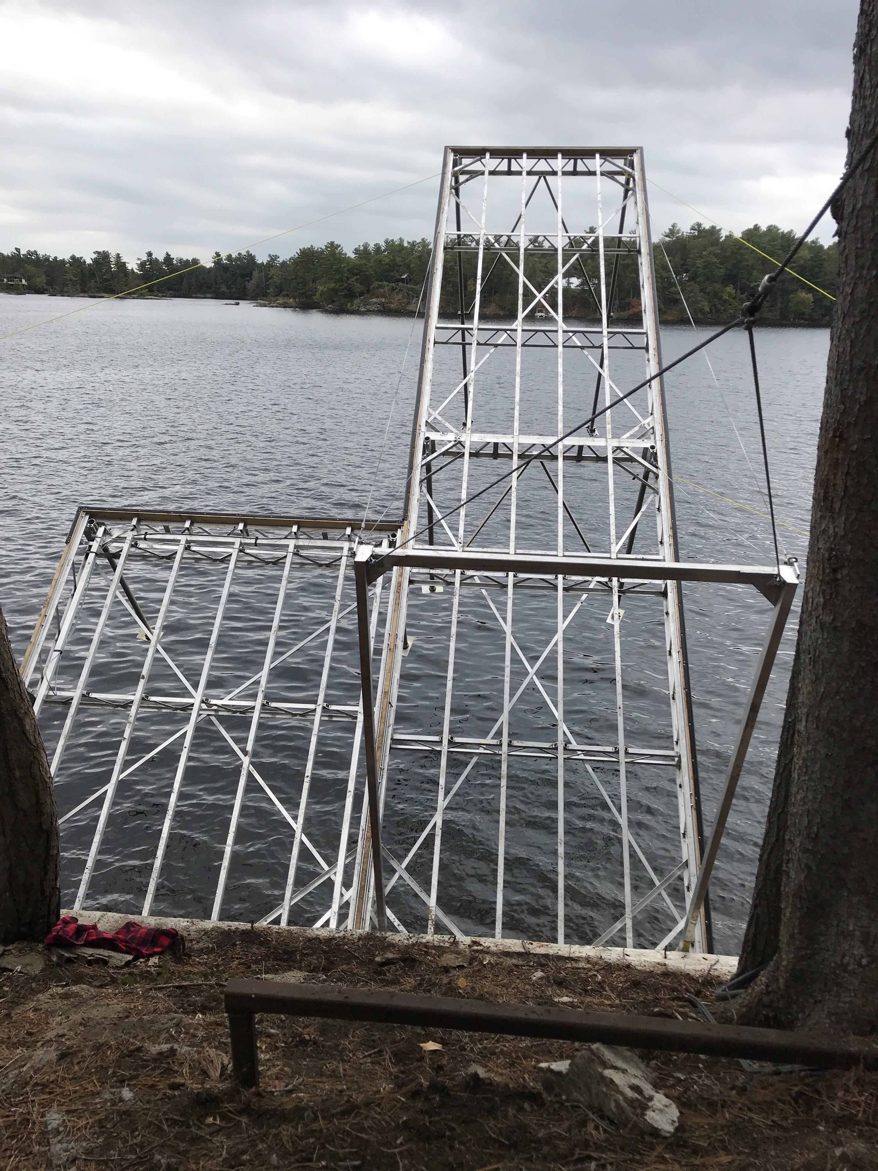Lift Up & Lift Up Step Docks – R & J Machine