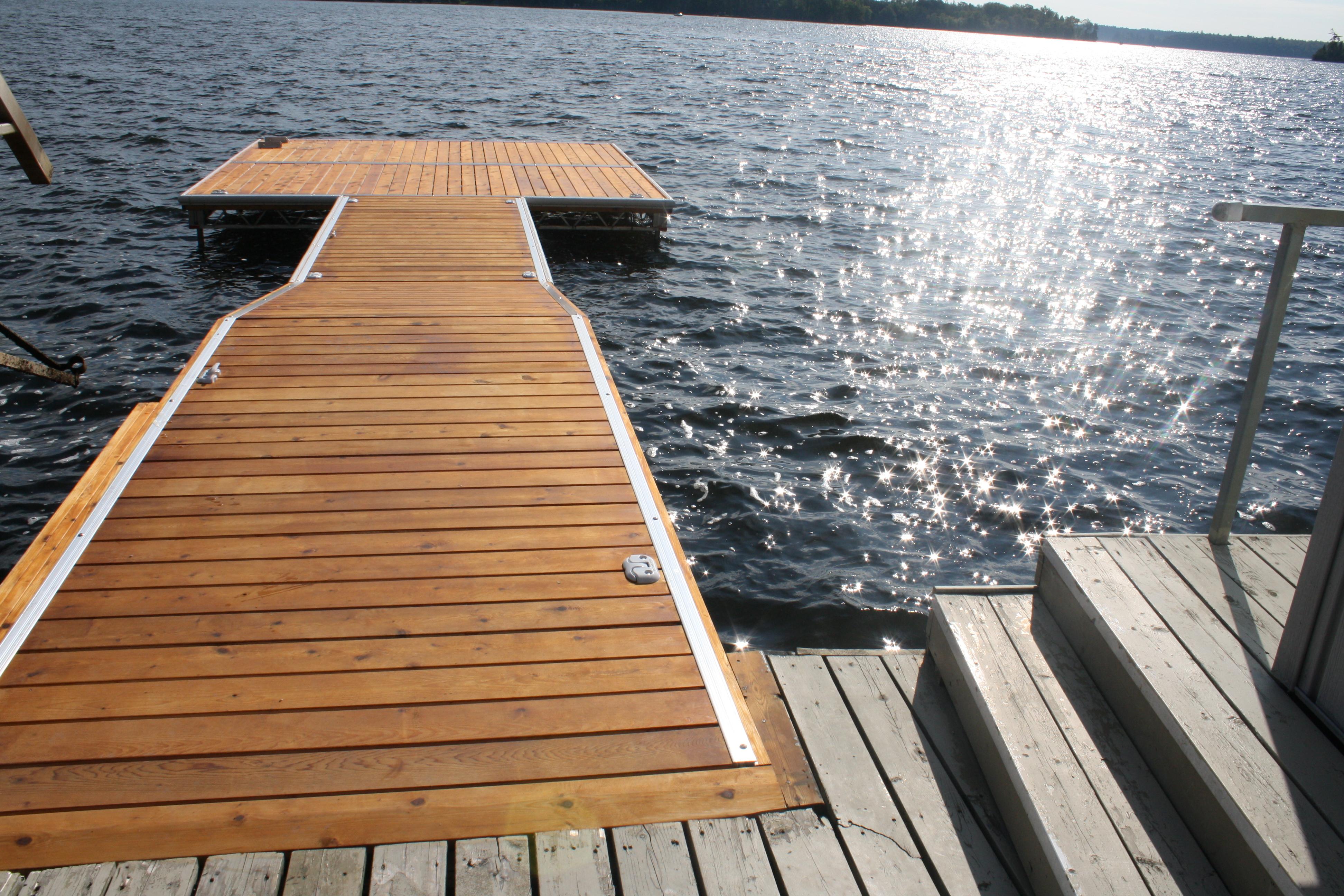 Truss Pipe Docks R Amp J Machine