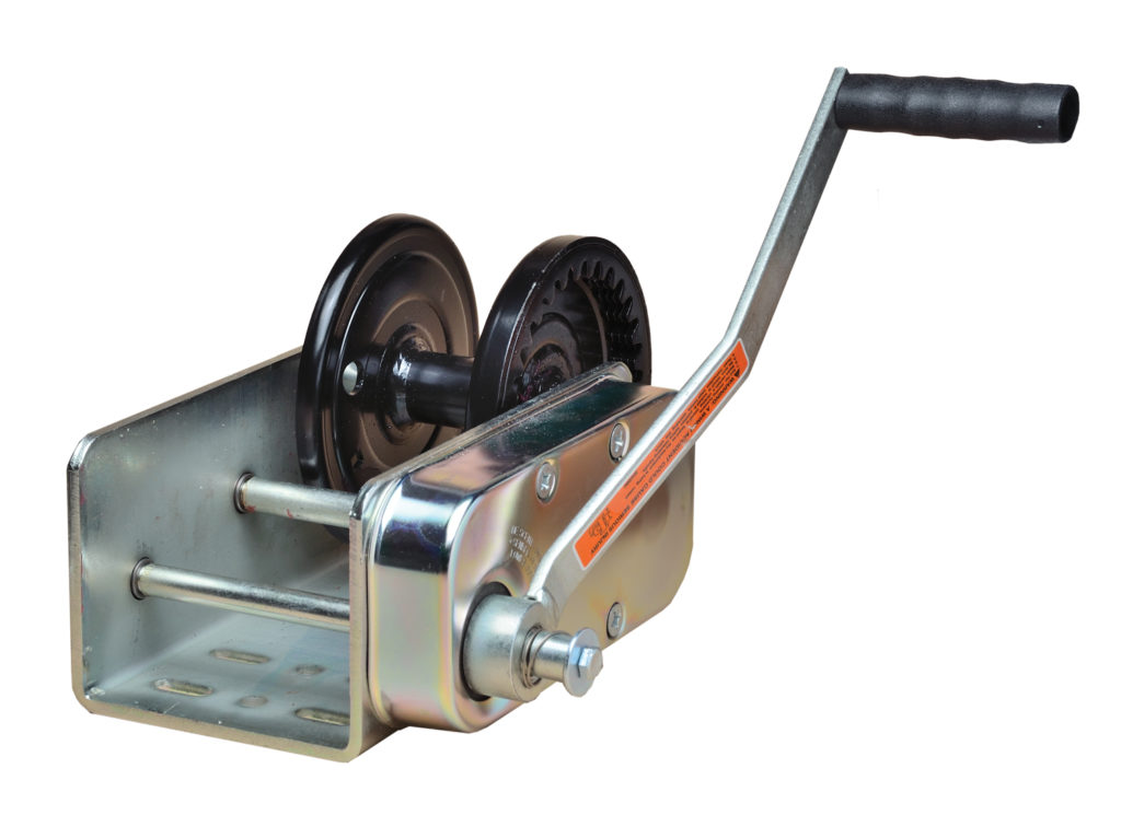 Manual Amp Electric Winches R Amp J Machine