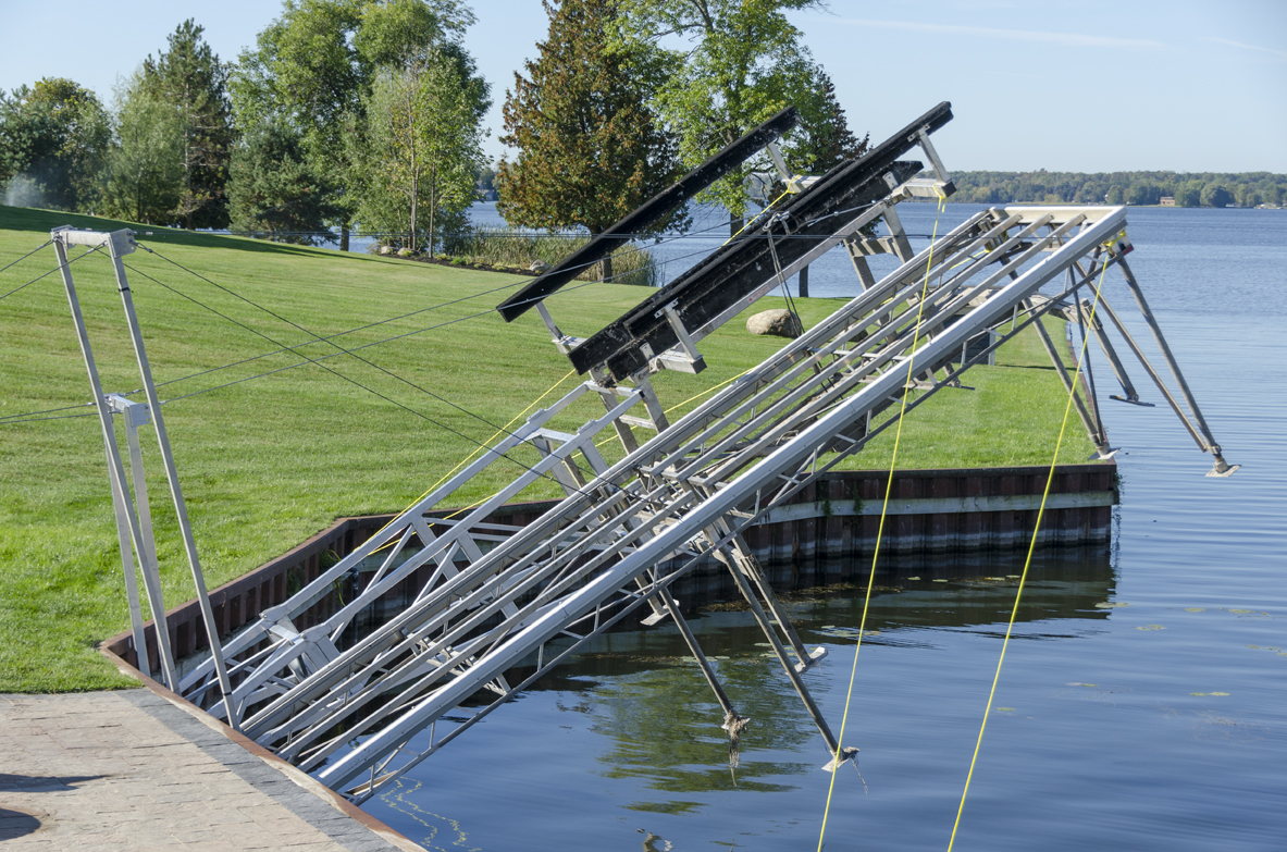 Boat Lift Options & Accessories – R & J Machine