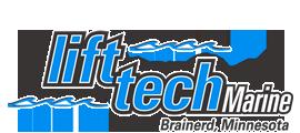 LiftTech R&J Machine boat lifts, motors winches, railways