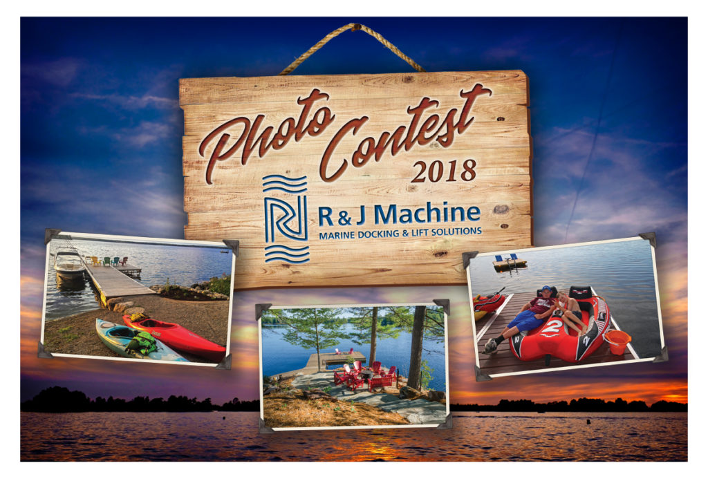 R&J Machine - Photo Contest 2018