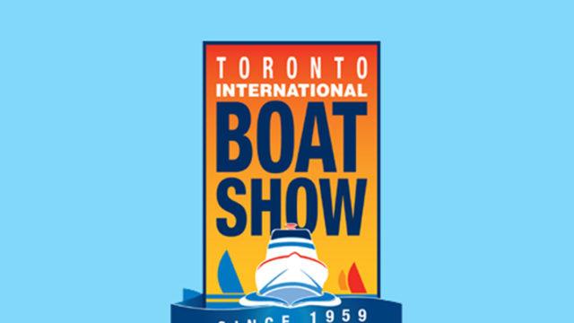 2019 Toronto International Boat Show - R&J Machine