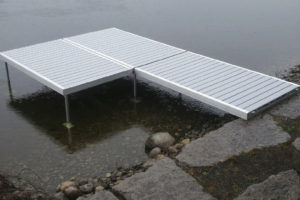 Wavex Pipe Dock Ramp