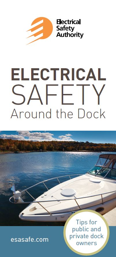 Electrical Safety Around The Dock