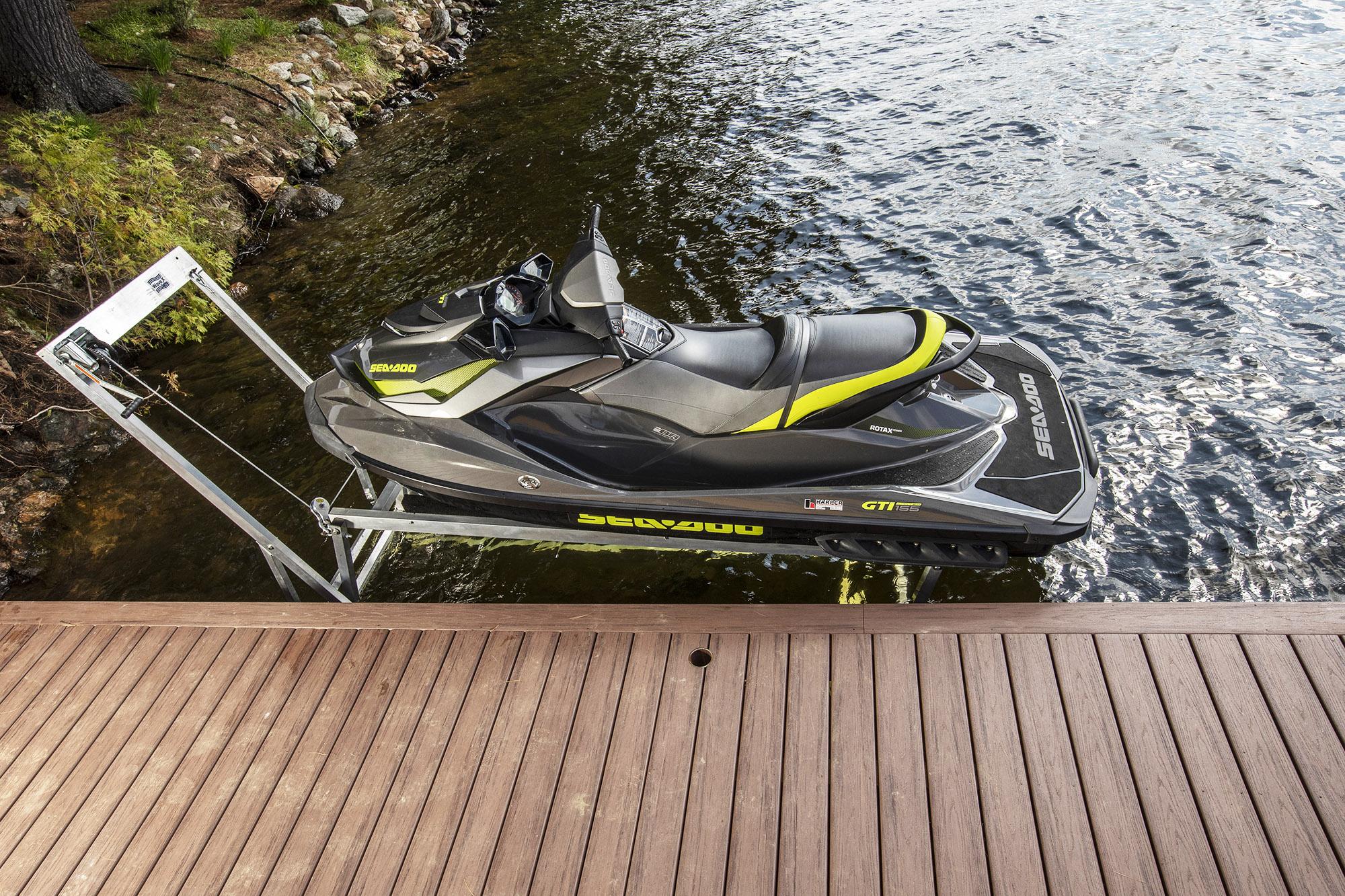 Personal Watercraft Lifts