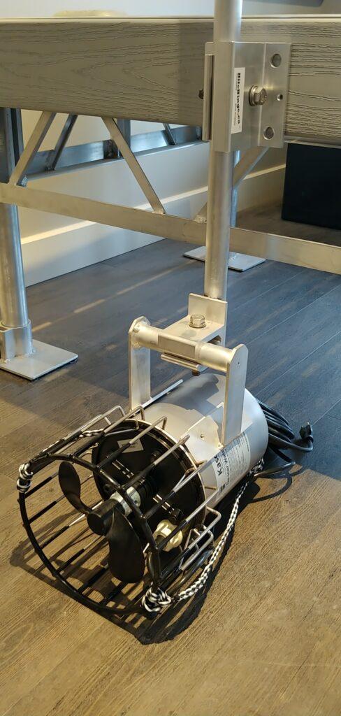 Hitchinge Deicer Mount - Attachment brackets R&J Machine