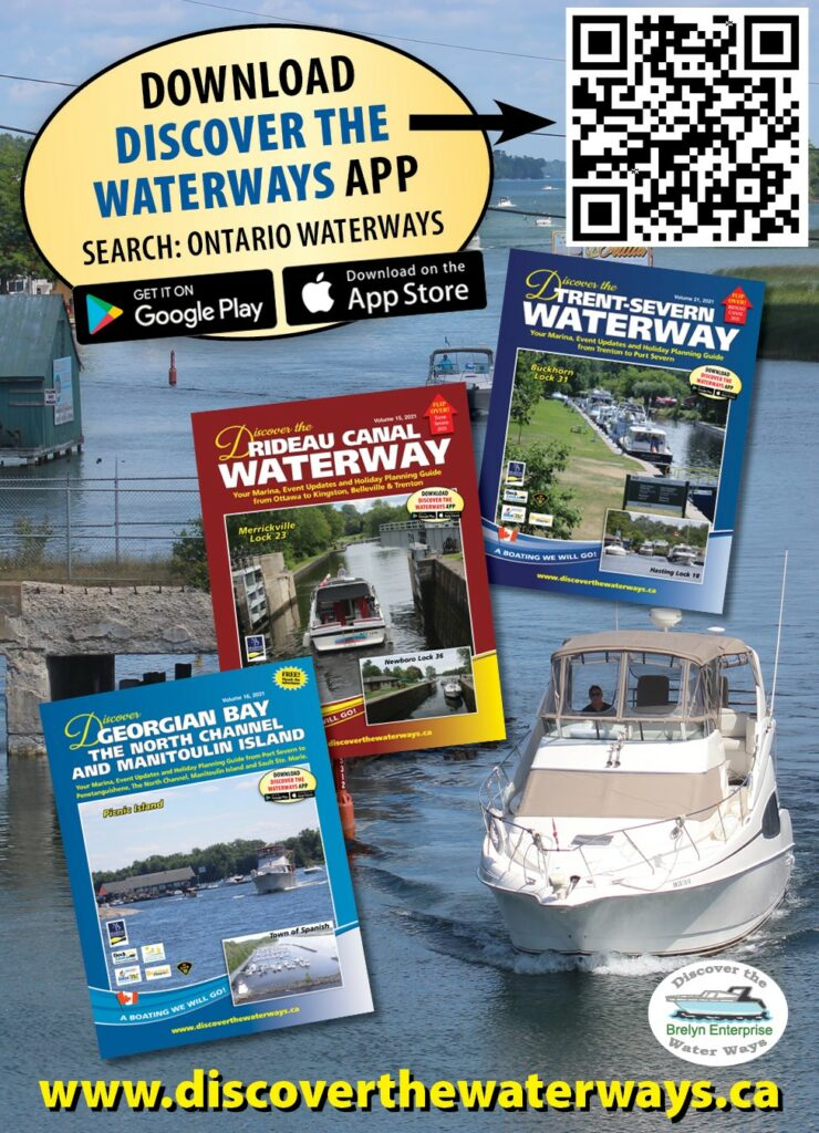 Discover The Waterways - R&J Machine