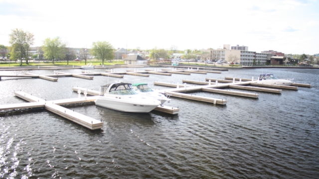 Peterborough Marina-Completed Installation