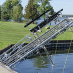 Lift Up Hydraulic Boat Lift and Lift up dock (1)