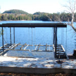 Suspended Boathouse