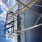 Lift Up Cantilever Boat Lift and Dock